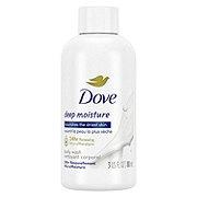 Dove Deep Moisture Body Wash Travel Size