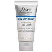 Dove Dermaseries Gentle Cleansing Face Wash Travel Size