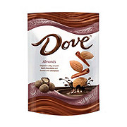 Dove DOVE Almonds With Cinnamon and Dark Chocolate Candy Bag