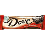 Dove DOVE Dark Chocolate Singles Size Candy Bar