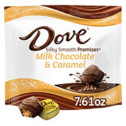 Dove Dove Promises, Caramel And Milk Chocolate Candy