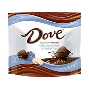 Dove DOVE PROMISES Cookie Crisp and Milk Chocolate Candy Bag