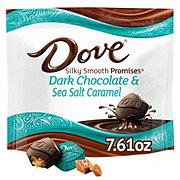 Dove Dove Promises, Sea Salt And Caramel Dark Chocolate Candy