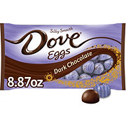 Dove Easter Dark Chocolate Candy Eggs Bag