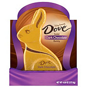Dove Easter Dark Chocolate Candy Solid Easter Bunny Box