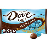 Dove Easter Milk Chocolate Candy Egg Bag