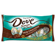 Dove Easter Milk Chocolate With Creamy Centers Bunnies & Chicks Candy Bag