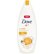 Dove go fresh Body Wash Mandarin and Tiare Flower