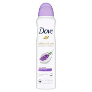 Dove Lavender Fresh Dry Spray Antiperspirant Deodorant