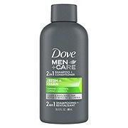 Dove Men+Care 2N1 Fresh Clean Trial Size
