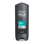 Dove Men+Care Aqua Impact Body and Face Wash