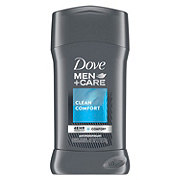 Dove Men+Care Clean Comfort Antiperspirant Deodorant Stick