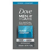Dove Men+Care Clinical Clean Comfort Antiperspirant Deodorant Stick