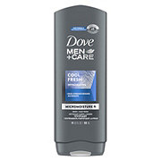 Dove Men+Care Cool Fresh Body Wash