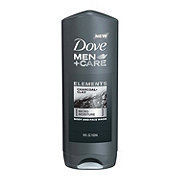 Dove Men+Care Elements Charcoal + Clay Body Wash