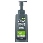 Dove Men+Care Foaming Body Wash Extra Fresh