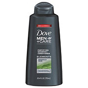 Dove Men+Care Minerals + Sage 2 in 1 Shampoo and Conditioner