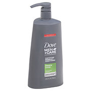 Dove Men+Care Shampoo Pump 2in1 Fresh Clean