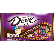Dove Promises Holiday Snowflake Assorted Chocolate Candy Bag