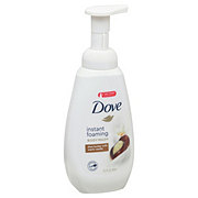 Dove Shea Butter with Warm Vanilla Shower Foam
