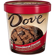 Dove Unconditional Chocolate Ice Cream