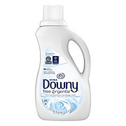 Downy Free and Gentle Unscented Fabric Softener 60 Loads