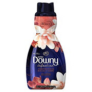 Downy Infusions Fabric Amber Blossom Liquid Fabric Softener, 48 Loads