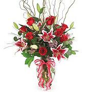 Dozen Roses - Premium