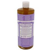 Dr. Bronner's 18-in-1 Hemp Lavender Pure-Castile Soap