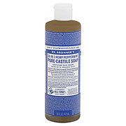 Dr. Bronner's 18-in-1 Hemp Peppermint Pure-Castile Soap