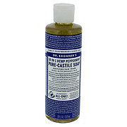 Dr. Bronner's 18-in-1 Hemp Peppermint Pure-Castile Soap