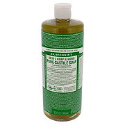 Dr. Bronner's Magic Soaps 18-in-1 Hemp Almond Pure-Castile Soap