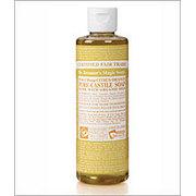 Dr. Bronner's Magic Soaps 18-in-1 Hemp Citrus Orange Pure-Castile Soap