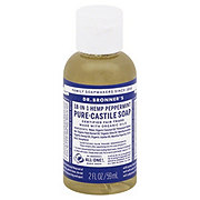 Dr. Bronner's Magic Soaps 18-in-1 Hemp Peppermint Pure-Castile Soap