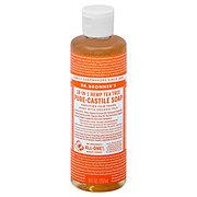Dr. Bronner's Magic Soaps 18-in-1 Hemp Tea Tree Pure-Castile Soap
