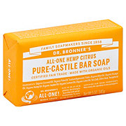 Dr. Bronner's Magic Soaps All-One Hemp Lemon Pure-Castile Soap