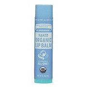 Dr. Bronner's Naked Organic Lip Balm