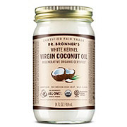 Dr. Bronner's White Kernel Organic Virgin Coconut Oil
