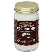 Dr. Bronner's Whole Kernel Organic Virgin Coconut Oil