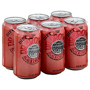 Dr Brown's Diet Black Cherry Soda
