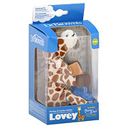 Dr. Brown's Gerry the Giraffe Lovey Pacifier & Teether Holder