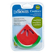 Dr. Brown's Natural Flow Coolees Watermelon Teether