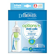 Dr. Brown's Natural Flow Standard Baby 4 oz Bottles