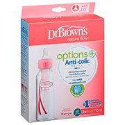 Dr. Brown's Natural Flow4 oz Bottles Pink