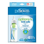 Dr. Brown's Options+ Anti-Colic 8 oz Bottles