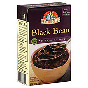 Dr McDougall's Right Foods Black Bean All Natural Gluten Free Soup