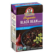 Dr McDougall's Right Foods Black Bean Low Sodium Soup
