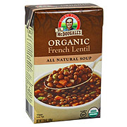 Dr McDougall's Right Foods Organic French Lentil Soup