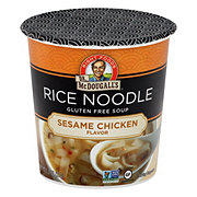 Dr. McDougall's Sesame Chicken Rice Noodle Asian Soup
