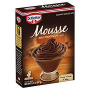 Dr Oetker Milk Chocolate Premium Mousse Mix